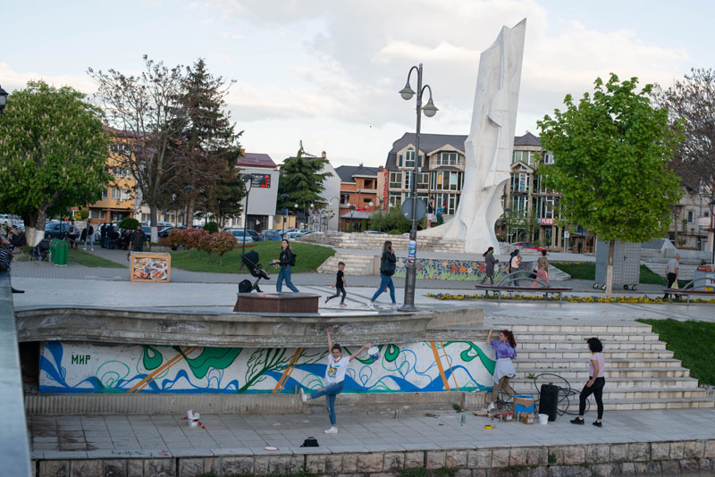 Акција во општина Струга image